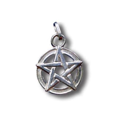 Přívěsek Trámcový pentagram
