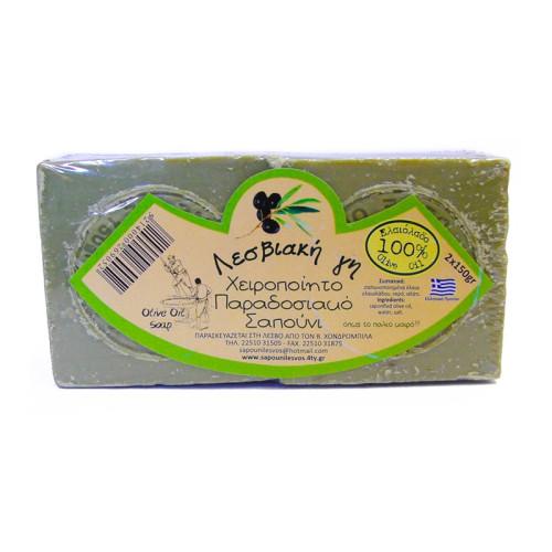 Olivové mýdlo 2x150 g