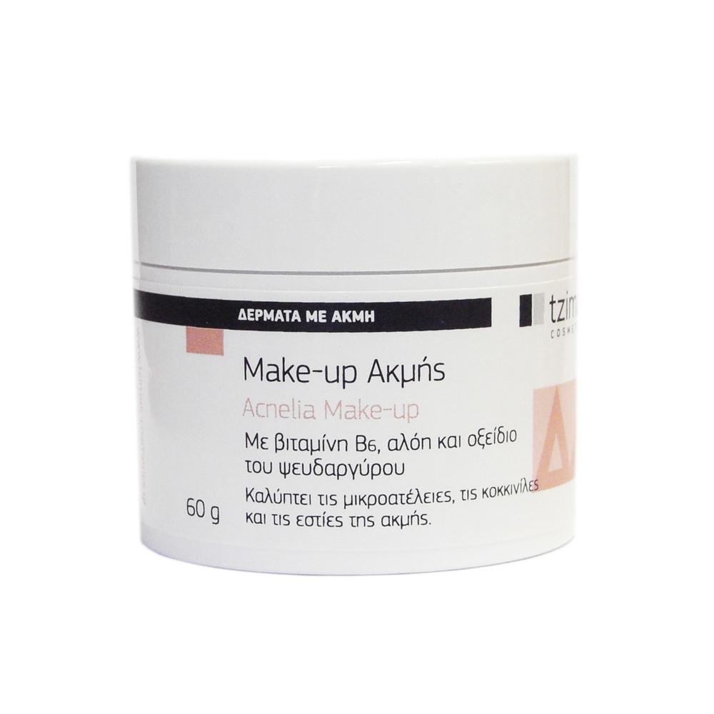 Make up proti akné