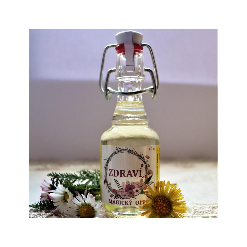 Magigký olej zdraví