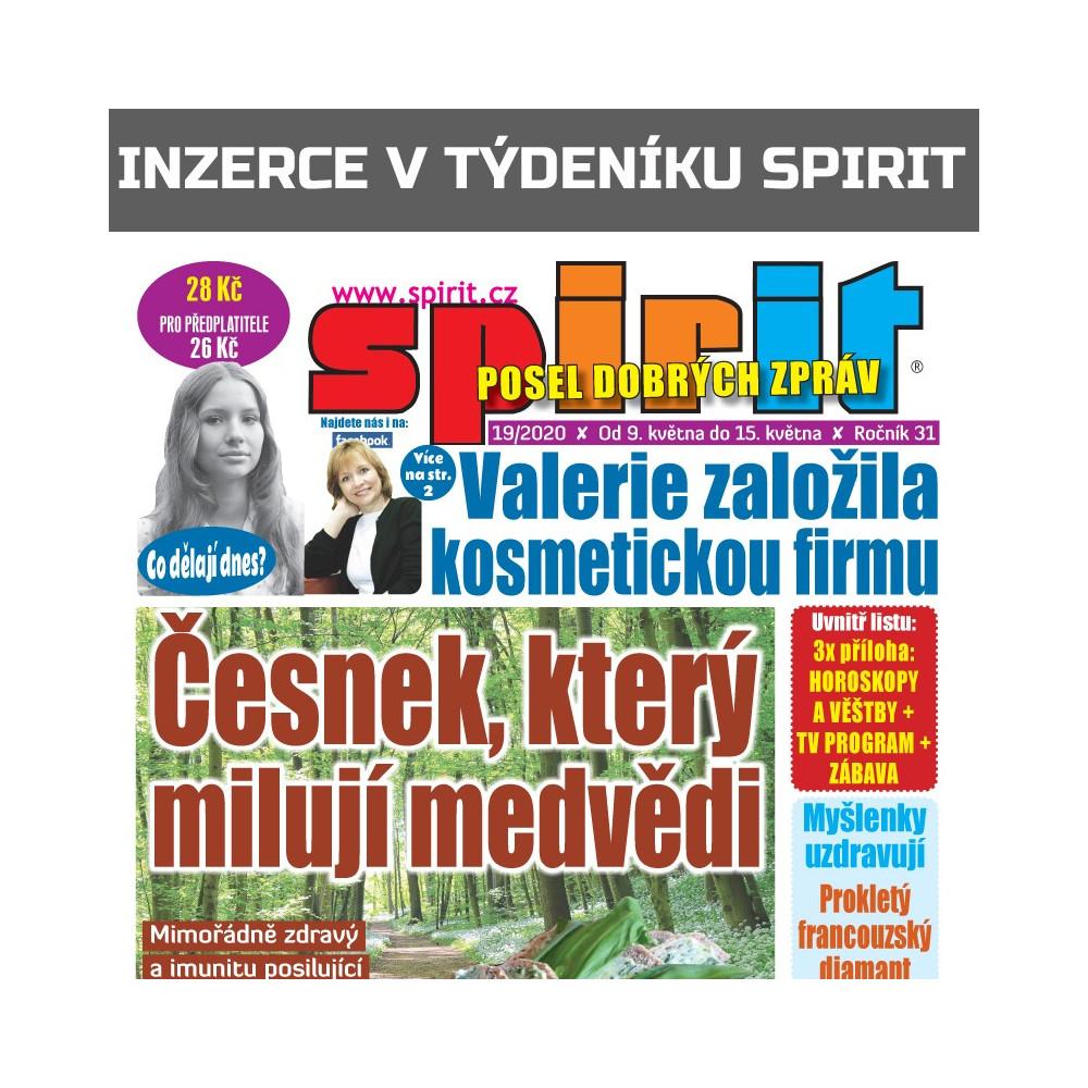 Inzerce Spirit