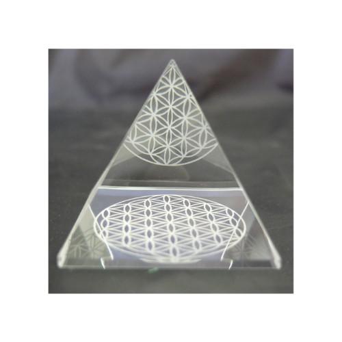 Pyramida květ života
