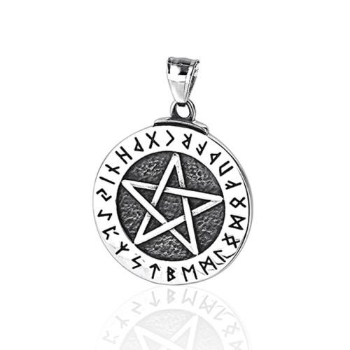 Pentagram s runami