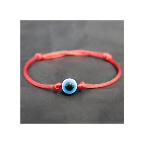 Kabbalah náramek - modré oko