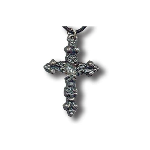 Středověký křesťanský kříž