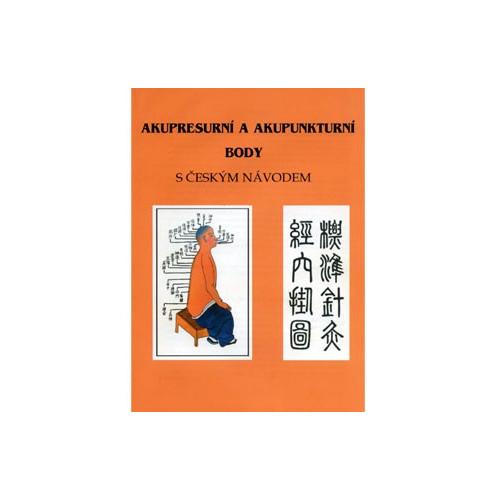 Akupresurní a akupunkturní body