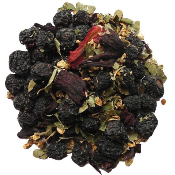 Čaj Egyptská hvězda života s aronií