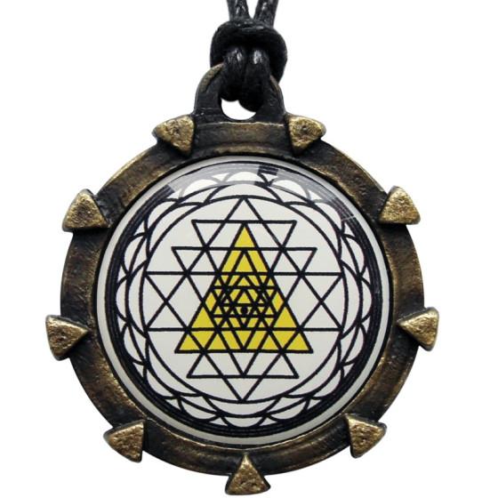 Amulet mandala