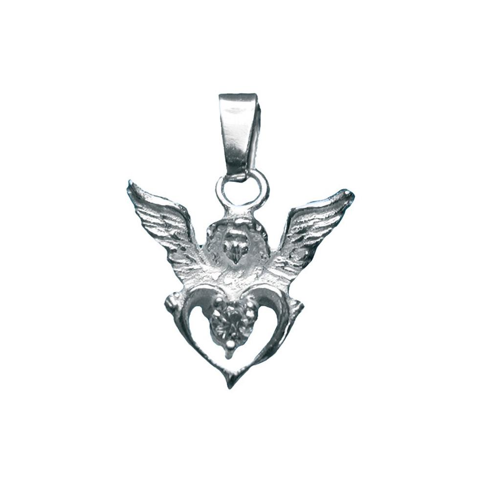 Amulet Anděl srdce