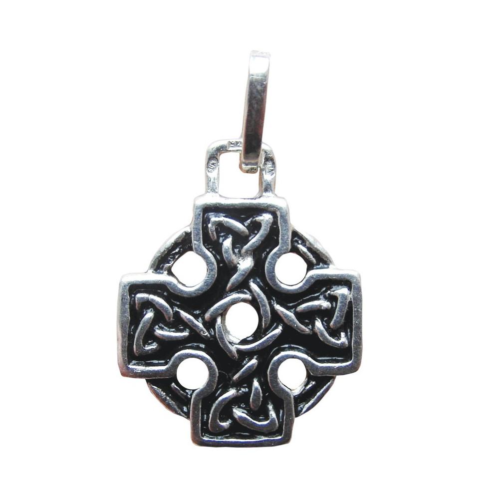 Keltský kříž - Ag 925