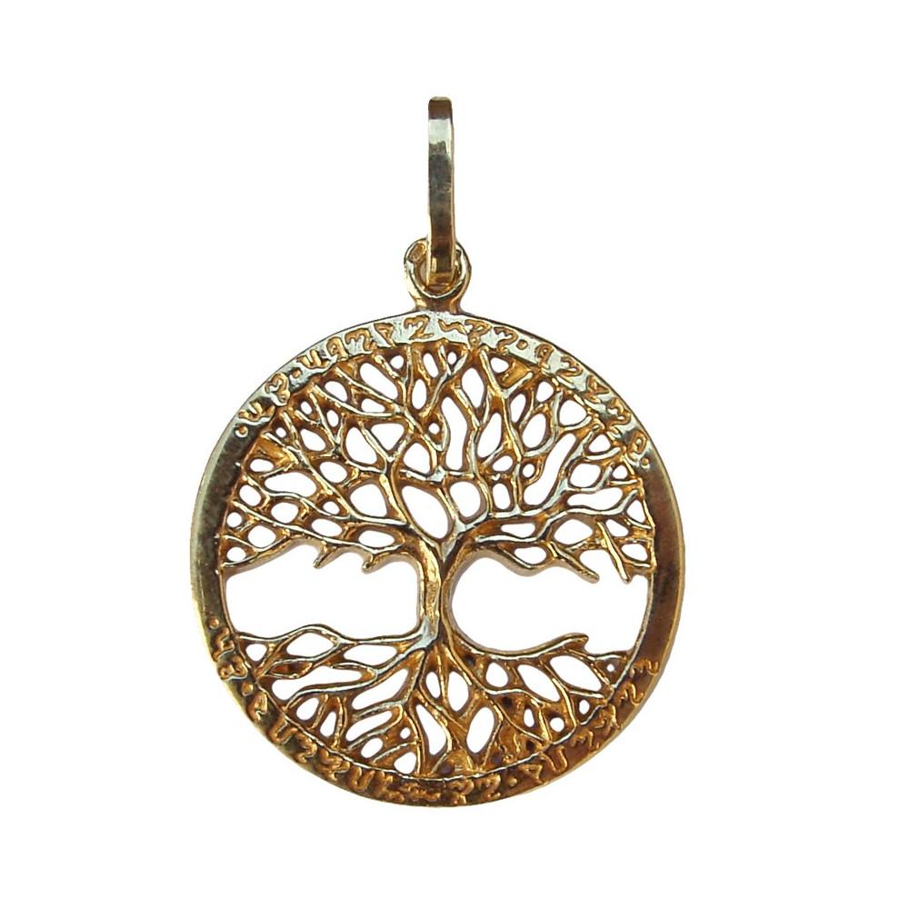 Strom života pozlaceno