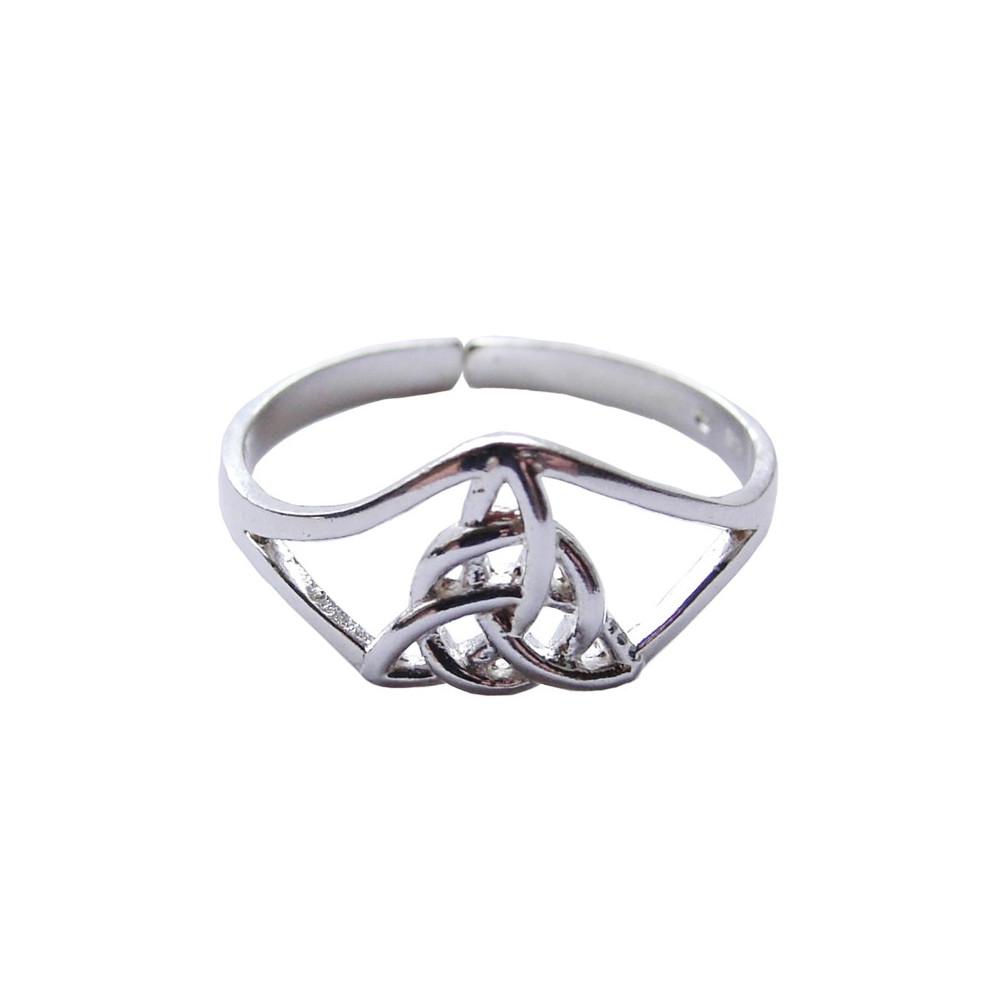 Prsten keltský uzel 17 mm