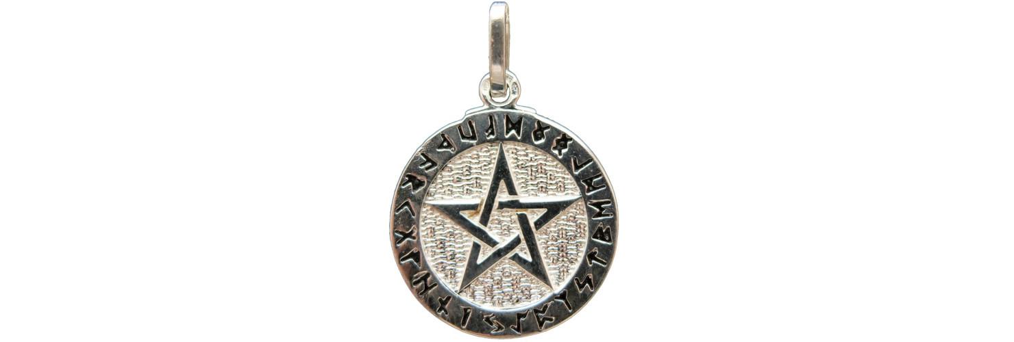 Amulety stříbro